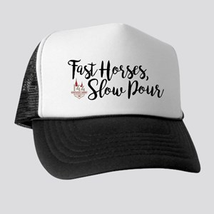 KY Derby 144 Fast Horses Trucker Hat