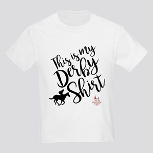 this is my ky derby 144 Kids Light T-Shirt