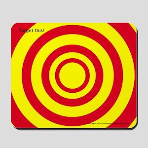 Target This! Mousepad