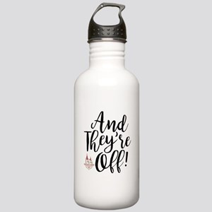 They're Off Derby 144 Stainless Water Bottle 1.0L