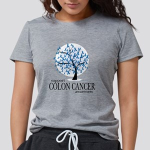 Colon Cancer Tree T-Shirt