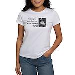 Walter Whitman 12 Women's T-Shirt