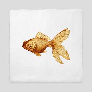 Goldfish Queen Duvet