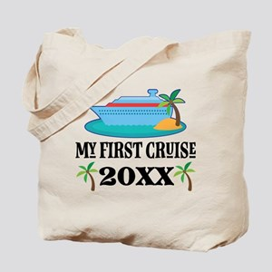My 1st Cruise Tote Bag