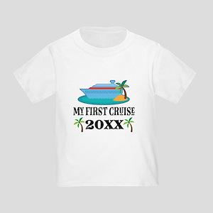 My 1st Cruise T-Shirt