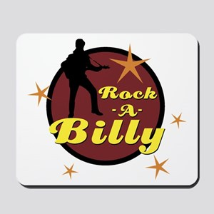 ROCKABILLY Mousepad