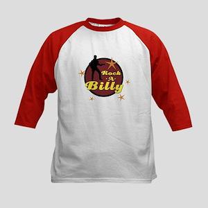 ROCKABILLY Kids Baseball Jersey