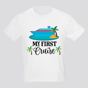 My First Cruise Vacation T-Shirt