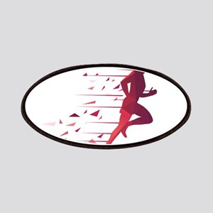 Running man Patch