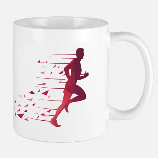 Running man Mugs