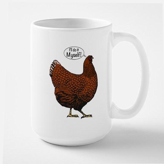 Little Red Hen Mugs