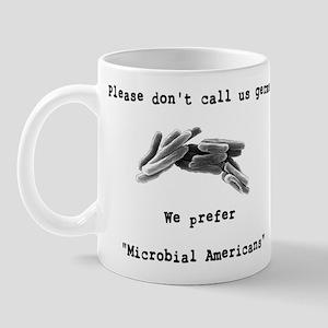 microbialamericans Mugs
