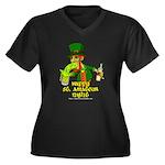 Happy St. Amateur Night Plus Size T-Shirt