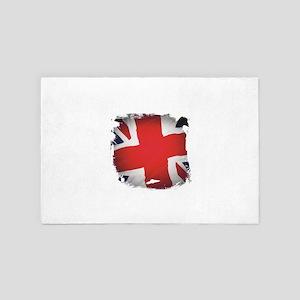Union Jack 4' x 6' Rug