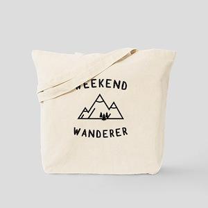 Weekend Wanderer Tote Bag