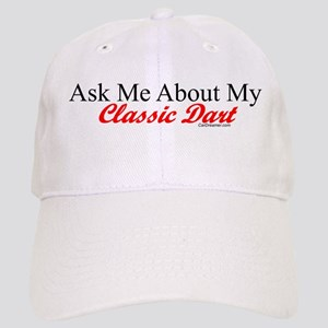 """Ask About My Dart"" Cap"