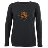 Nautical compass Long Sleeve