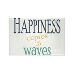 Happiness Comes in Waves Magnets
