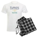 Happiness Comes in Waves Pajamas
