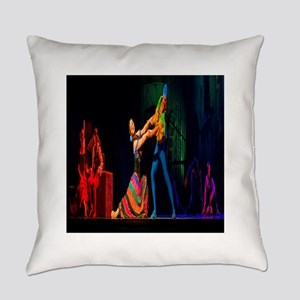 Don Quixote Dancers Everyday Pillow
