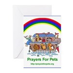Prayers For Pets Greeting Cards (Pk of 20)