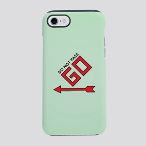 Monopoly - Do Not Pass Go iPhone 8/7 Tough Case