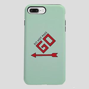 Monopoly - Do Not Pass iPhone 8/7 Plus Tough Case