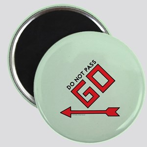 Monopoly - Do Not Pass Go Magnet