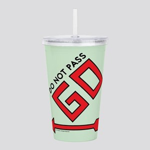 Monopoly - Do Not Pass Acrylic Double-wall Tumbler