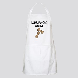 Biscuits Labradoodle Mom BBQ Apron