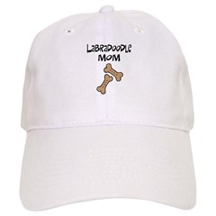 Biscuits Labradoodle Mom Baseball Cap