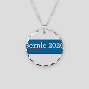 Bernie 2020 Necklace Circle Charm