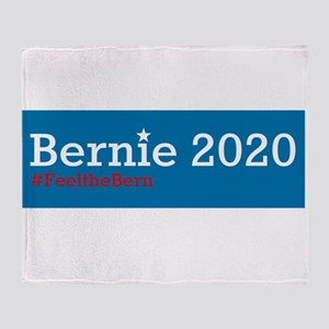 Bernie 2020 Throw Blanket