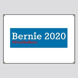Bernie 2020 Banner