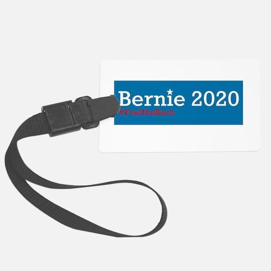 Bernie 2020 Luggage Tag