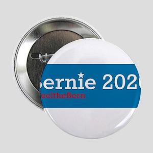 """Bernie 2020 2.25"""" Button"""