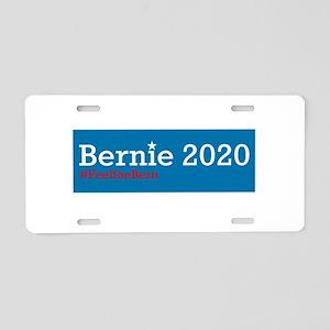 Bernie 2020 Aluminum License Plate