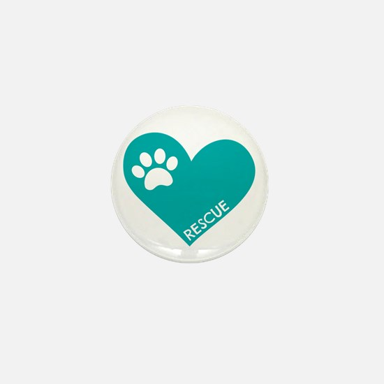 Animal Rescue Mini Button