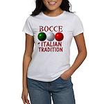 Bocce Women's T-Shirt