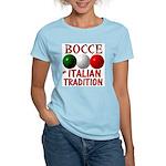 Bocce Women's Light T-Shirt