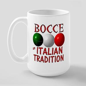 Bocce Large Mug