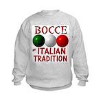 Bocce Kids Sweatshirt