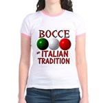 Bocce Jr. Ringer T-Shirt