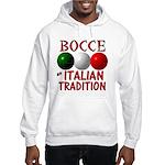 Bocce Hooded Sweatshirt