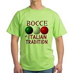 Bocce Green T-Shirt