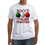 Bocce Fitted T-Shirt