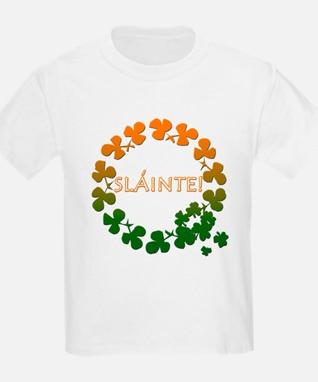 Slainte Irish Toast T-Shirt