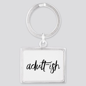 Adultish Keychains