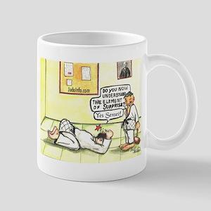 Judo Cartoon Mug