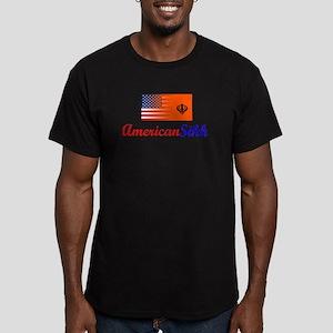 American Sikh Vintage Design T-Shirt